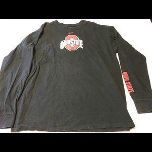 Ohio State Nike Long Sleeve Tee Shirt